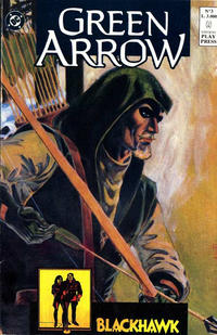 Cover Thumbnail for Green Arrow (Play Press, 1990 series) #3