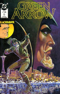 Cover Thumbnail for Green Arrow (Play Press, 1990 series) #4