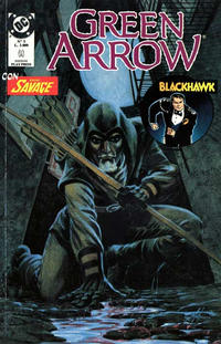 Cover Thumbnail for Green Arrow (Play Press, 1990 series) #5