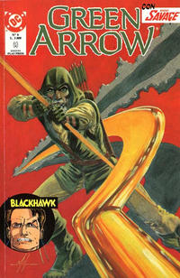 Cover Thumbnail for Green Arrow (Play Press, 1990 series) #6