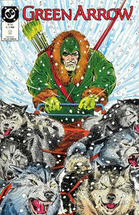 Cover Thumbnail for Green Arrow (Play Press, 1990 series) #11