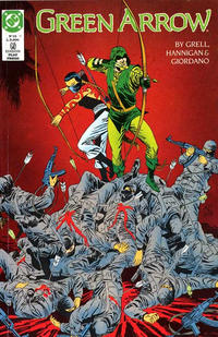 Cover Thumbnail for Green Arrow (Play Press, 1990 series) #15