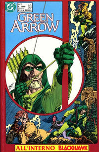 Cover Thumbnail for Green Arrow (Play Press, 1990 series) #7