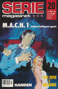 Cover Thumbnail for Seriemagasinet (Semic, 1970 series) #20/1987