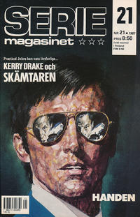 Cover Thumbnail for Seriemagasinet (Semic, 1970 series) #21/1987