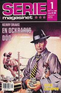 Cover Thumbnail for Seriemagasinet (Semic, 1970 series) #1/1988