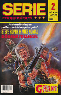 Cover Thumbnail for Seriemagasinet (Semic, 1970 series) #2/1988