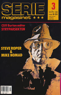 Cover Thumbnail for Seriemagasinet (Semic, 1970 series) #3/1988