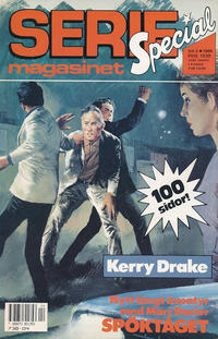 Cover Thumbnail for Seriemagasinet (Semic, 1970 series) #4/1988