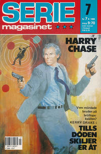 Cover Thumbnail for Seriemagasinet (Semic, 1970 series) #7/1988