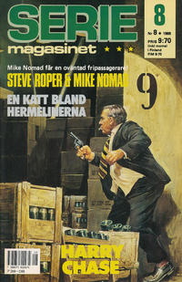 Cover Thumbnail for Seriemagasinet (Semic, 1970 series) #8/1988