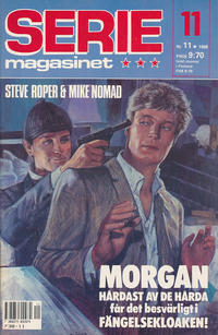 Cover Thumbnail for Seriemagasinet (Semic, 1970 series) #11/1988