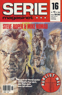 Cover Thumbnail for Seriemagasinet (Semic, 1970 series) #16/1988