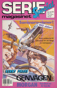 Cover Thumbnail for Seriemagasinet (Semic, 1970 series) #14/1989