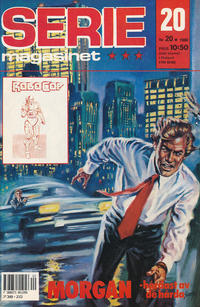 Cover Thumbnail for Seriemagasinet (Semic, 1970 series) #20/1988