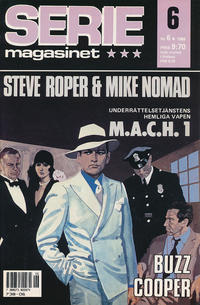 Cover Thumbnail for Seriemagasinet (Semic, 1970 series) #6/1988