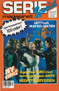 Cover Thumbnail for Seriemagasinet (Semic, 1970 series) #4/1989