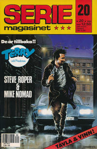 Cover Thumbnail for Seriemagasinet (Semic, 1970 series) #20/1990