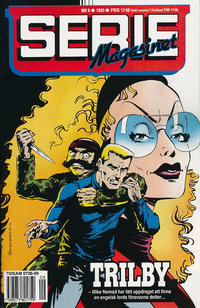Cover Thumbnail for Seriemagasinet (Semic, 1970 series) #9/1993