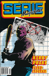 Cover Thumbnail for Seriemagasinet (Semic, 1970 series) #10/1993