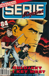 Cover Thumbnail for Seriemagasinet (Semic, 1970 series) #13/1992