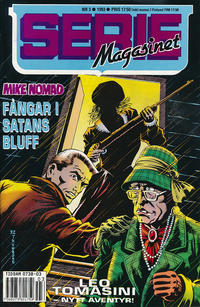 Cover Thumbnail for Seriemagasinet (Semic, 1970 series) #3/1993