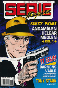 Cover Thumbnail for Seriemagasinet (Semic, 1970 series) #6/1993