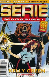 Cover Thumbnail for Seriemagasinet (Semic, 1970 series) #1/1996
