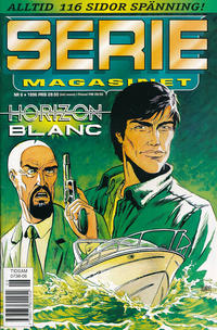Cover Thumbnail for Seriemagasinet (Semic, 1970 series) #6/1996