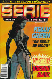 Cover Thumbnail for Seriemagasinet (Semic, 1970 series) #5/1996