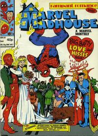 Cover Thumbnail for Marvel Madhouse (Marvel UK, 1981 series) #6
