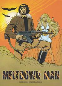 Cover Thumbnail for Meltdown Man (Rebellion, 2010 series)