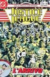 Cover for Justice League [Lega della Giustizia] (Play Press, 1990 series) #13