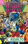 Cover for Justice League [Lega della Giustizia] (Play Press, 1990 series) #19