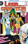 Cover for Justice League [Lega della Giustizia] (Play Press, 1990 series) #33