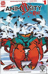 Cover Thumbnail for Animosity: The Rise (2017 series) #1 [Fried Pie Store Variant Cover]