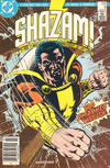 Cover for Shazam: The New Beginning (DC, 1987 series) #4 [Newsstand]