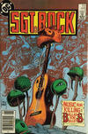 Cover Thumbnail for Sgt. Rock (1977 series) #416 [Newsstand]