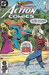 Cover for Action Comics (DC, 1938 series) #566 [Direct]