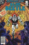 Cover Thumbnail for Blue Beetle (1986 series) #13 [Newsstand]