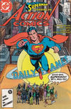 Cover Thumbnail for Action Comics (1938 series) #583 [Direct]