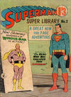 Cover for Superman Super Library (K. G. Murray, 1964 series) #2