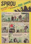 Cover for Spirou (Dupuis, 1947 series) #966