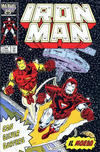 Cover for Iron Man (Play Press, 1989 series) #1