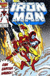 Cover for Iron Man (Play Press, 1989 series) #2