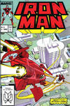 Cover for Iron Man (Play Press, 1989 series) #3