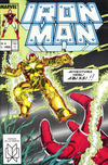 Cover for Iron Man (Play Press, 1989 series) #4