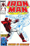 Cover for Iron Man (Play Press, 1989 series) #5