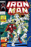 Cover for Iron Man (Play Press, 1989 series) #7