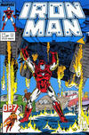 Cover for Iron Man (Play Press, 1989 series) #8